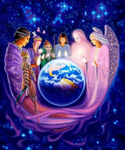 Read more about the article Luck and Grace – Divine Mother Mary Transmission Nov. 30th, 2000 | Li Lan Chan